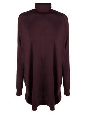 Удлиненный свитер из кашемира