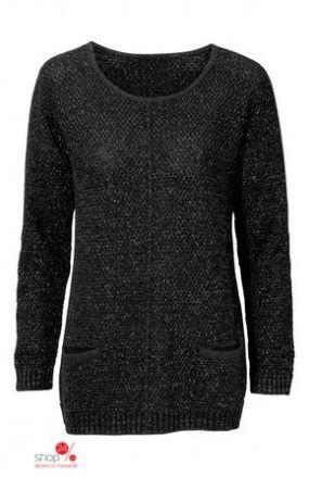 Пуловер Cellbes, цвет черный