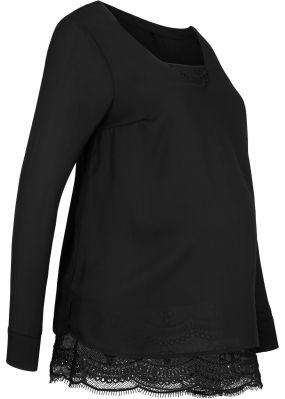 Блузка для беременных и кормящих мам