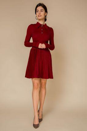 Платье 102888 Marsala