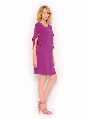 Платье POTIS&VERSO Куга 308N цвет фиолетовый фуксия