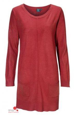 Пуловер-туника Cellbes, цвет красный