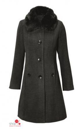 Пальто Cellbes, цвет антрацитовый