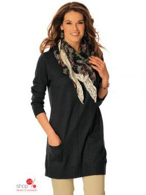 Пуловер-туника Cellbes, цвет черный