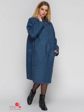 Пальто Ozona Milano, цвет бирюзовый