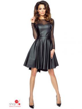 Платье KarteS-Moda, цвет черный