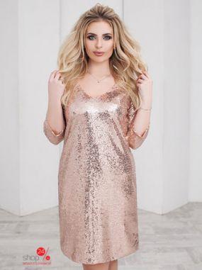 Платье Oh My Look, цвет розовый