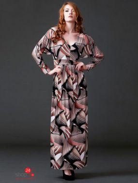 Платье MariKo, цвет мультиколор