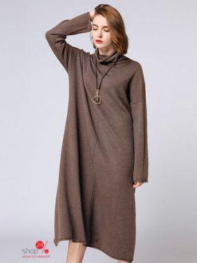 Платье Rui, цвет коричневый