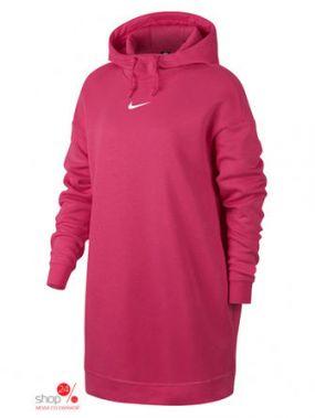 Толстовка Nike, цвет розовый