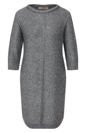 Платье с пайетками D.Exterior