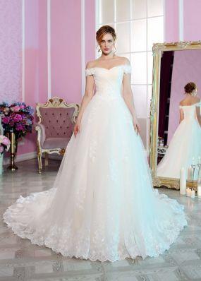 ESS019 Свадебное платье