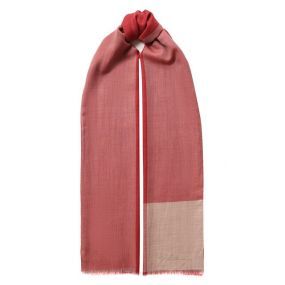 Кашемировый шарф Giorgio Armani