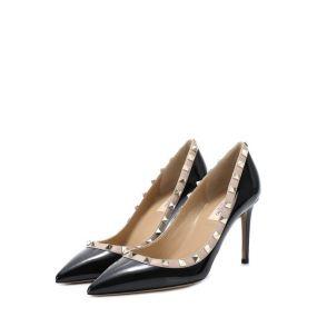 Лаковые туфли Rockstud Valentino