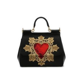 Сумка Sicily medium Dolce & Gabbana