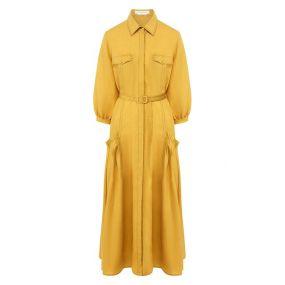 Льняное платье Gabriela Hearst