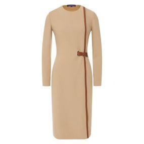 Шерстяное платье Ralph Lauren
