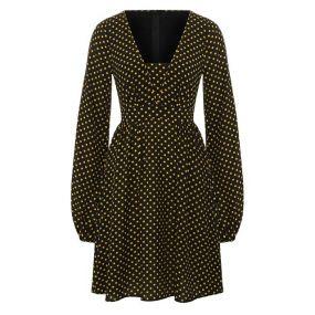 Платье из вискозы N21