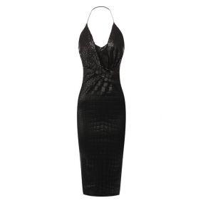 Платье из вискозы Tom Ford
