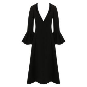 Шерстяное платье Marc Jacobs Runway