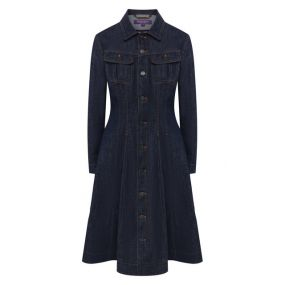 Джинсовое платье Ralph Lauren