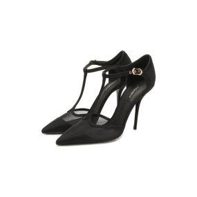 Текстильные туфли Cardinale Dolce & Gabbana