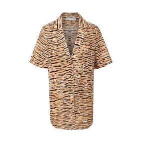 Льняная рубашка Faithfull the brand