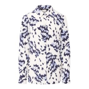 Шелковая блузка St. John