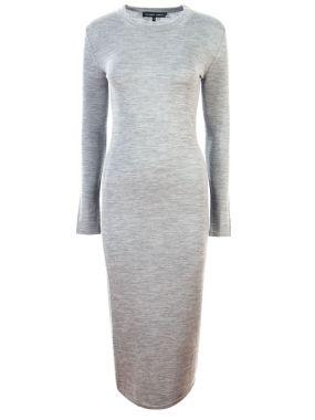 Платье из шерсти мериноса