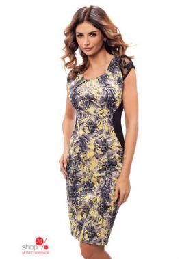 Платье Enny, цвет желтый