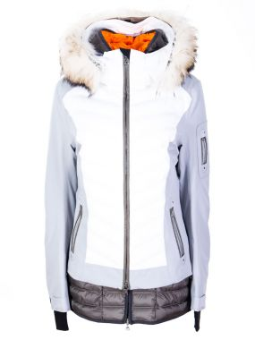 Утепленная куртка с мехом Rumer