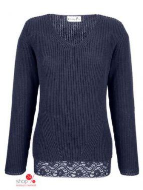 Пуловер Dress In Klingel, цвет темно-синий