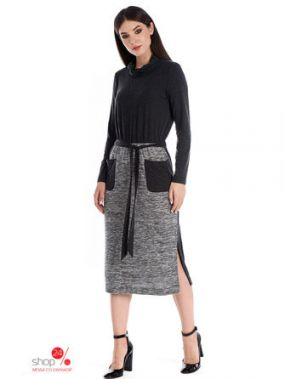 Платье Lala Style, цвет черный
