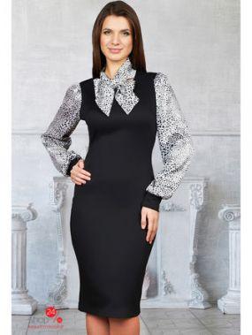Платье Bellovera, цвет черный