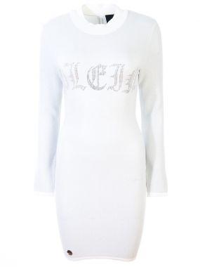 Трикотажное платье Gothic