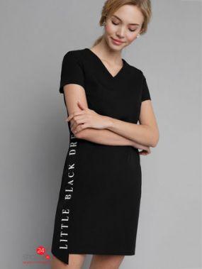 Платье Audrey Right, цвет черный