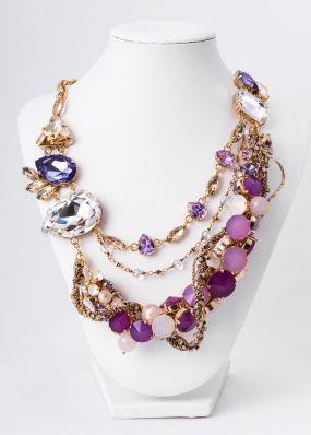 Ожерелье из бусин и кристаллов Claudio Canzian 002.05.269