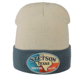 Шапка вязаная STETSON