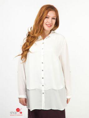 Блузка Miamoda Klingel, цвет кремовый