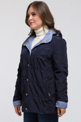 Двусторонняя легкая женская куртка из Финляндии