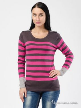 Джемпер Thalassa, цвет серый, розовый
