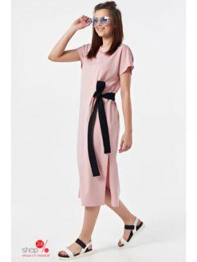 Платье Fly, цвет светло-розовый