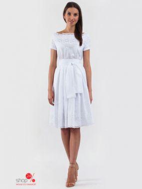 Платье Lemon, цвет белый