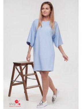Платье Mio Marta, цвет голубой