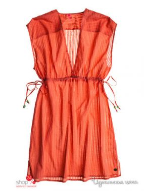 Платье-туника Roxy, цвет оранжевый