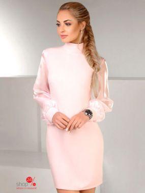 Платье Funny Love, цвет светло-розовый