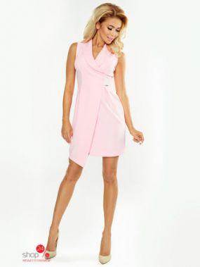 Платье NUMOCO, цвет розовый