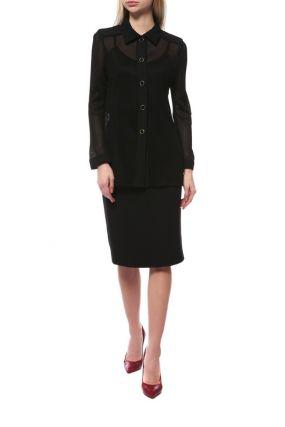 Костюм: блуза, юбка Expression