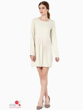 Платье Mauna Barcelona, цвет белый