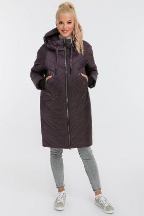 Стильное женское пальто на верблюжьей подстежке